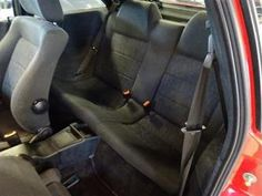 2000 VW Corrado 16V, Category: Coupe, Type of vehicle: Used car, Color: Red, Interior grau, Doors: 3 Seats: 4 # 12