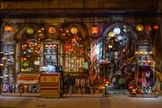Chandelier shop in Istanbul, Turkey;  just light by Zoran Pucarevic on 500px