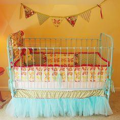 Designer Crib Bedding at Jack and Jill Boutique