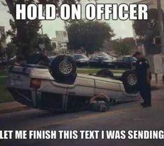 Accident Meme #Officer, #Sending