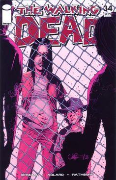 Read The Walking Dead Comics Online for Free Walking Dead Comics, Art Walking Dead, Walking Dead Images, Walking Dead Comic Book, Twd Comics, Horror Comics, Comic Book Covers, Comic Books, Comic Art