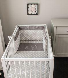 Nestchen - Nestchen für ein Babybett - ein Designerstück von muzponyde bei DaWanda