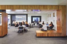 Study Hub - Adelaide high school new learning centre
