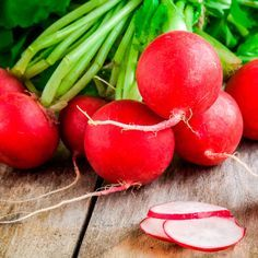 Radish nutrition - Dr. Axe