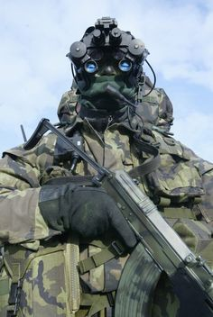 Czech Special Forces