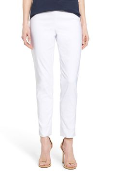 T Tahari 'Dayna' Ankle Pants available at #Nordstrom