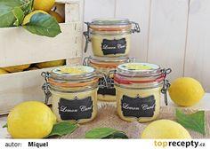 Lemon Curd z mikrovlnky recept - TopRecepty.cz
