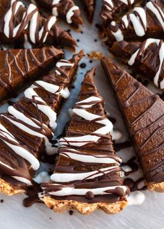 I made this chocolate avocado tart twice. It was so good. The first time, I had guacamole for dinner followed by this tart for dessert. It was a lot of avocado... The second time, I…