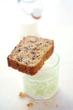 Interesting (to try): Quinoa banana bread — Gâteau au quinoa et aux bananes | La Tartine Gourmande