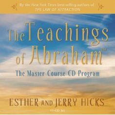 The Teachings of Abraham: The Master Course CD Program, 11-CD set $32.97
