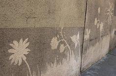 Grafite reverso de Moose em São Francisco