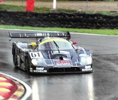 SAUBER MERCEDES C9 MAURO BALDI JEAN SCHLESSER PHOTOGRAPH 1988 1000KM BRANDS in Sports Memorabilia, Motor Sport Memorabilia, Formula 1 | eBay