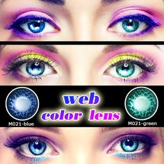 beauty eye iris cheap color contact lens