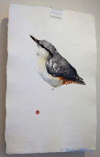 karl martens | Karl Mårtens utställning 2010 visade väldigt liknande akvareller ...