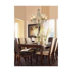 Trump Home by ELK 3826/5 Chelsea Aged Silver 5 Light Chandelier