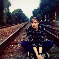 Patty Walters. (As It Is) love him. Love his band. Just...oh patty you inspire me :)
