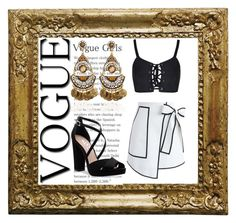 """""""Eos crazy"""" by nomi020406 on Polyvore featuring beauty, Chicwish and Nina"""