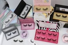 Twitter Mink Eyelashes Wholesale, Packaging, Goals, Twitter, Makeup, Face, Make Up, The Face, Wrapping
