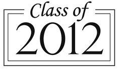 Free sentiment #printable #graduation #2012