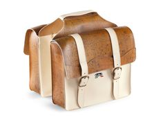 Selle Monte Grappa Bauletto Leatherette Pannier Bags