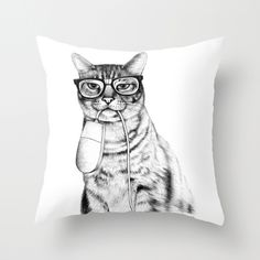 I MUST have this pillow immediately.   Definitely asking for this for my birthday.  --Cait :)