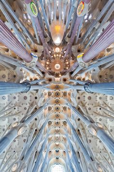 One of my ABSOLUTE favorite places in the world!!!!!!!!!!!!!!!!!!!!!!!!!! Sagrada Familia, Barcelona!!!!!!!!!!!!! <3 <3 <3 <3