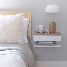 Floating Bedside Table - Large – Urbansize