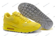 brand new 8d27c 577ff Nike Airmax 90 Hyperfuse Yellow Gray For Women sneakers nike Regular Price    159.00 Special Price