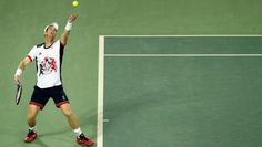 Image result for older man tennis service