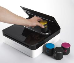 One and One | Dual color laser printer | Beitragsdetails | iF ONLINE EXHIBITION.