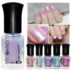 Color Change Nail Polish, New Nail Polish, Diy Nails, Manicure, Color Changing Nails, Nail Supply, Uv Led, Beauty Essentials, Beauty Care