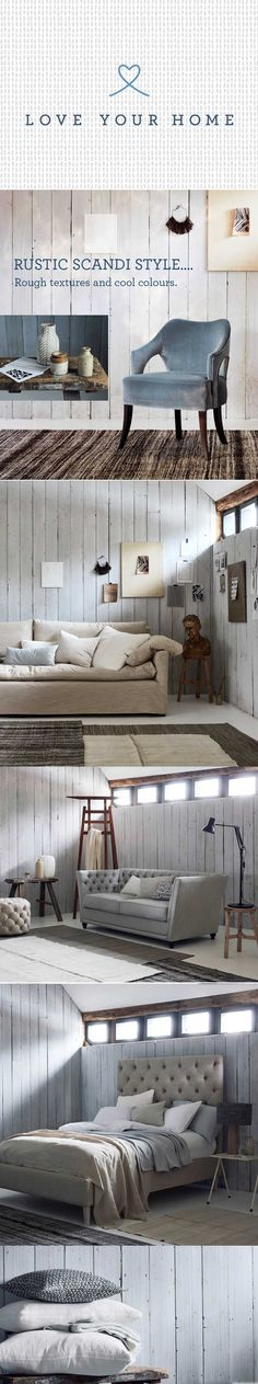 The Joseph Loose Cover Sofa from Love Your Home offers contemporary design for less. Choose from over 100 fabrics and create your perfect sofa. Scandinavian Living, Scandinavian Design, Home Decor Quotes, Love Your Home, Shed Plans, Upholstered Furniture, Home Staging, Living Spaces, Living Room