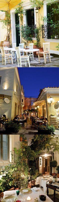 Greece...our third choice