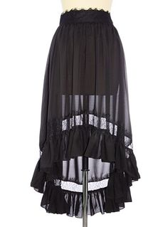 High Expectations Noir Skirt http://www.shopplasticland.com/store/merchant.mvc?Screen=PROD_Code=P21207701_Code=Clothing