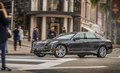 2016 Cadillac CT6 Platinum AWD