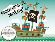 Free Pirate Measurement Centers for K and 1
