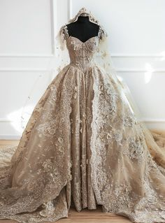 Silhouette:ball gown Hemline:floor length Neckline:off the shoulder Fabric:tulle Shown Color:champagne Sleeve Style:sleeveless Back Style:lace up Embellishment:appliques beading