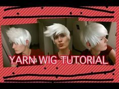 Yarn Wig Tutorial (In depth) - YouTube just think any color wigs for cosplay