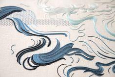Calligraphy, Animals, Needlepoint, Artists, Lettering, Animales, Animaux, Animal, Calligraphy Art