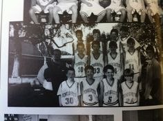 Jeremy Lin's 6th grade basketball team. He's #33. On Quora. From a 6th grade teammate.