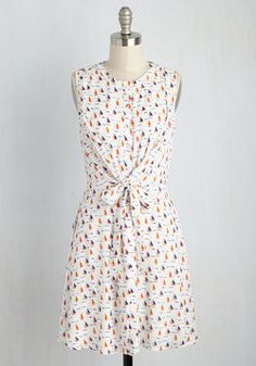 Light Seas, Cool Breeze Dress