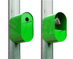 magnetische vogelhuisjes