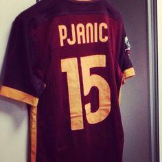 15 Miralem #Pjanic #Roma