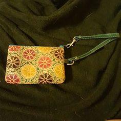 Selling this Flower Wrislet in my Poshmark closet! My username is: glittergirl94. #shopmycloset #poshmark #fashion #shopping #style #forsale #Handbags