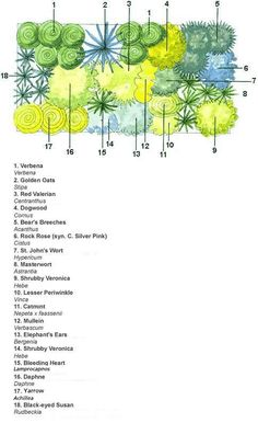 garden planning ideas at work Landscape Design Plans, Garden Design Plans, Outdoor Garden Rooms, Flower Garden Plans, Stipa, Herbaceous Border, Planting Plan, Garden Compost, Flower Landscape