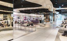 STEFFL Department Store Vienna - Women's Shoe Paradise  Credit: Maximilian Salzer Photography Department Store, Vienna, Paradise, Photography, Shoes, Photograph, Zapatos, Shoes Outlet, Fotografie