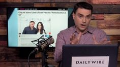 Ben Shapiro Goes Off On Leftist Thoughtpolicing Of Chip And Joanna Gaines