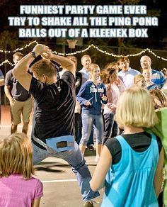 A great game that's sure to make you laugh and make your party memorable.