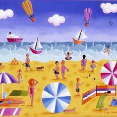Summer   E. David Bouttier