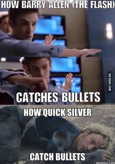Poor Quicksilver, you can't beat Fash